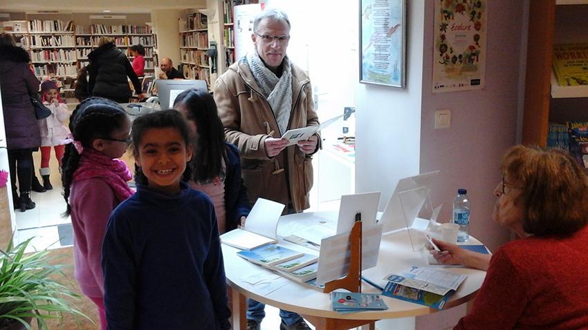 Bibliothèque Luray - Rencontres/dédicaces - 17 mars 2018