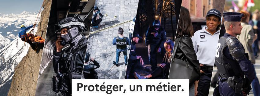 Police nationale - Protéger, un métier