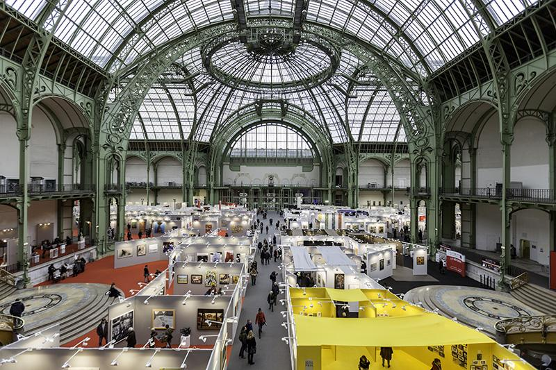 Atelier Art Pictural Luray - Grand Palais 2018