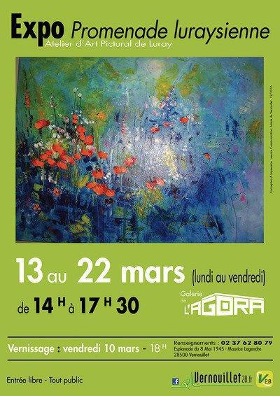 Art Pictural - Exposition mars 2017