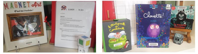 Bibliothèque Luray - Jeux - Avril 2017