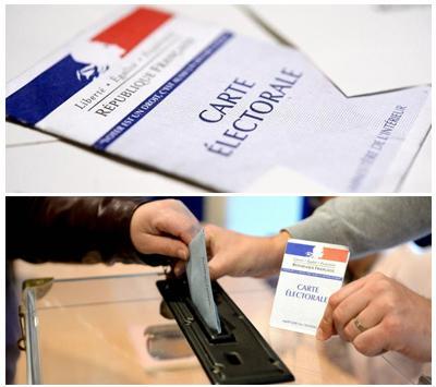 Mairie Luray - Elections présidentielles 2017