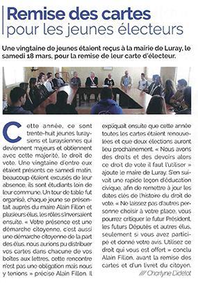 Mairie de Luray - Mtaville - 24 mars 2017