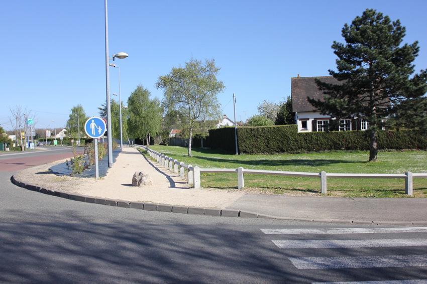 Mairie de Luray - Haie D929