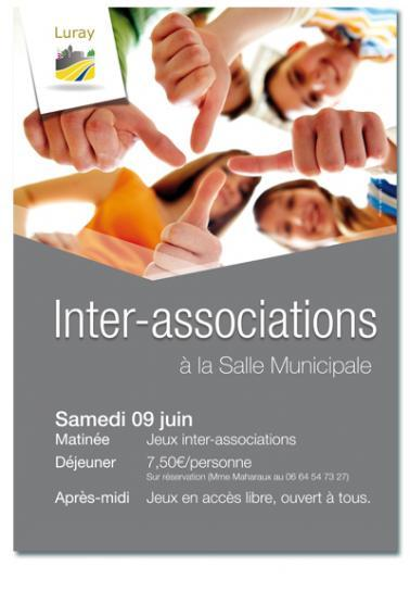 Mairie de Luray - Inter-associations - 09 juin 2018
