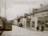 Luray - Grande Rue. Café-épicerie de l'ancienne Chaumière (Fillon).