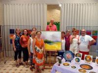 Atelier Art Pictural Luray - Exposition des 23, 24 et 25 juin 2017
