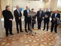Espace multifonctions de Luray - Discours en l'église St Rémi