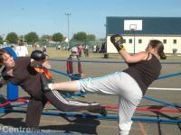 Présentation du club de boxe - Luray