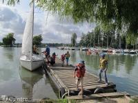 Proximité de Luray (28) : Le plan d'eau d'Ecluzelles
