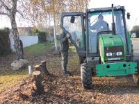 Luray - Employé de la voierie et des espaces verts