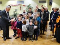 Mairie de Luray (28) - Voeux 2017 : Remise du Prix de la citoyenneté