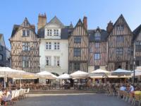 Proximité de Luray (28) : Tours